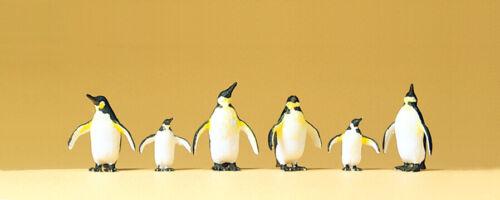 """Preiser 20398 H0 /""""Figuren Pinguine #NEU in OVP##"""