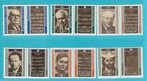Bulgarien-aus-1983-postfrisch-MiNr-3224-3229-Komponisten