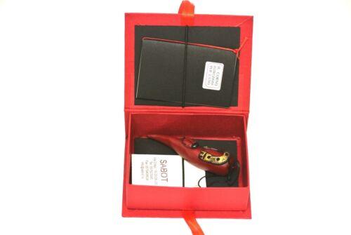 Amuleti CORNI rossi in terracotta PORTAFORTUNA realizzati artigianalmente