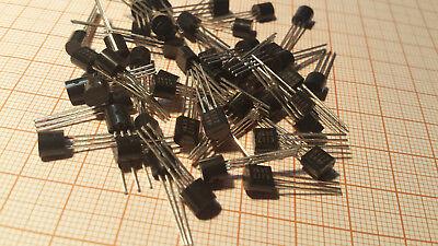2PCS BF245B Transistor TO-92 Menge 2