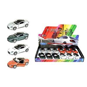 Jaguar-Jag-F-TYPE-voiture-miniature-voiture-Aleatoire-Couleur-1-34-LGPL