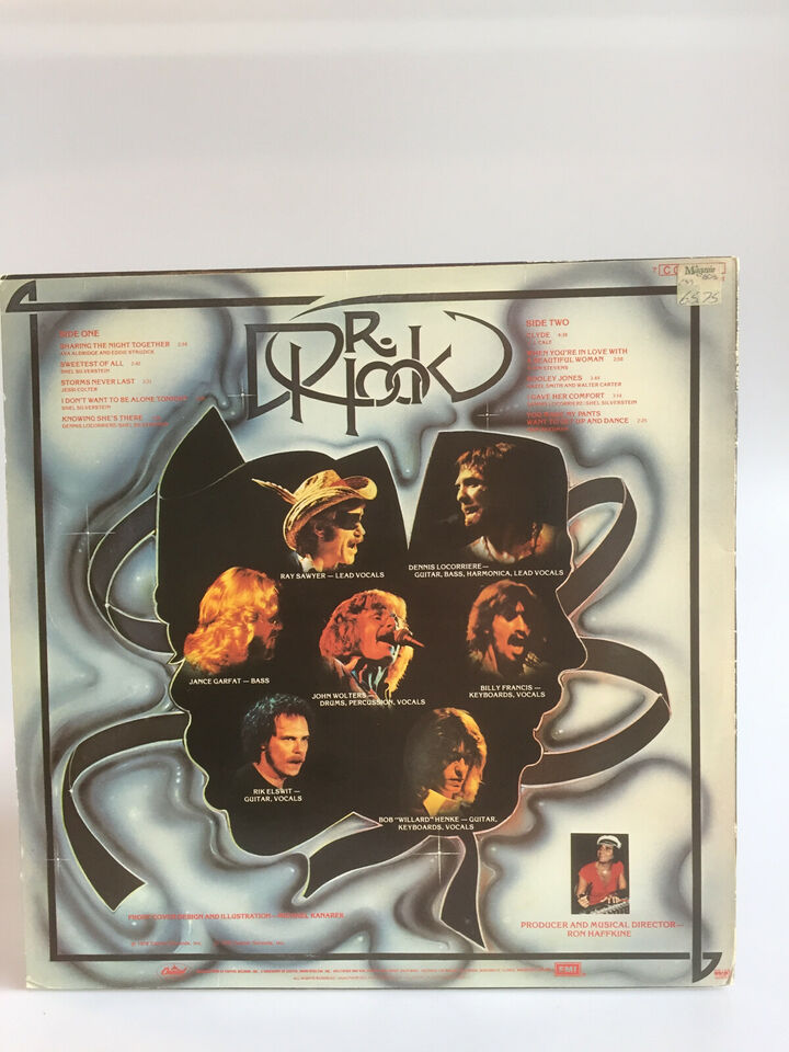 Dr. Hook LP / Vinyl