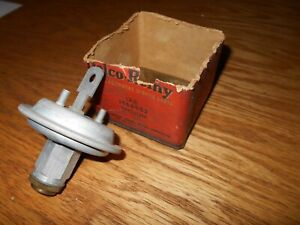 NOS-Delco-Remy-Distributor-Vacuum-Control-1937-1938-1939-40-Studebaker-President