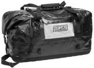 Quadboss Atv Utv Waterproof Duffle Bag Black Large Utility