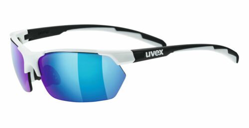 NEW 3 Interchangeable Lenses Included UVEX Sportstyle 114 Sunglasses Case