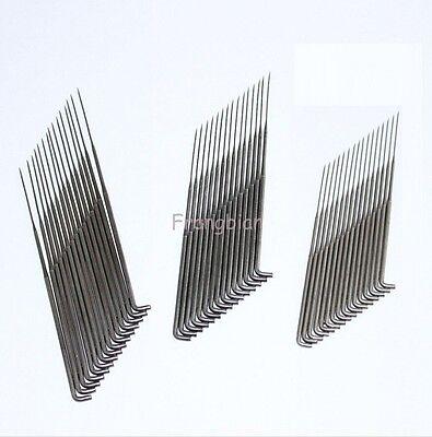 Felting Needles - 90 Pcs - 3 Sizes