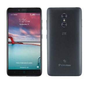 ZTE-Imperial-Max-Z963U-16GB-US-Cellular-6-034-4G-LTE-Android-Smartphone-Excellent