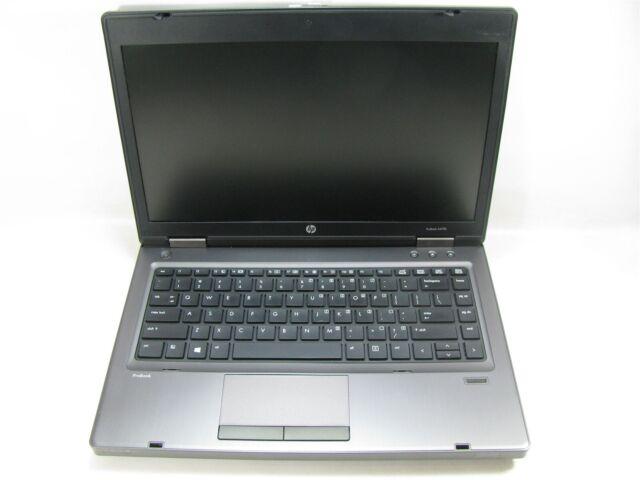 """HP ProBook 6475b 14"""" Laptop 2.7GHz AMD A6-4400M 4GB RAM (Grade C No Battery)"""