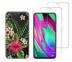 Huawei-Y5-2019-Pack-2-films-en-verre-trempe-protection-ecran-coque-fantaisie