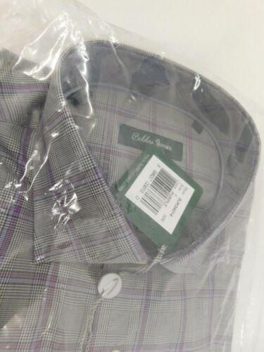 Paars L Nieuw Shirt stijl Bjk54014 pakketformaat Jones in 888637038180 Bobby Microplaid kZiTOXuP