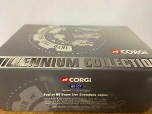 Corgi-80107-Millennium-Collection-Fowler-B6-Super-Lion-Showmans-Engine-LTD