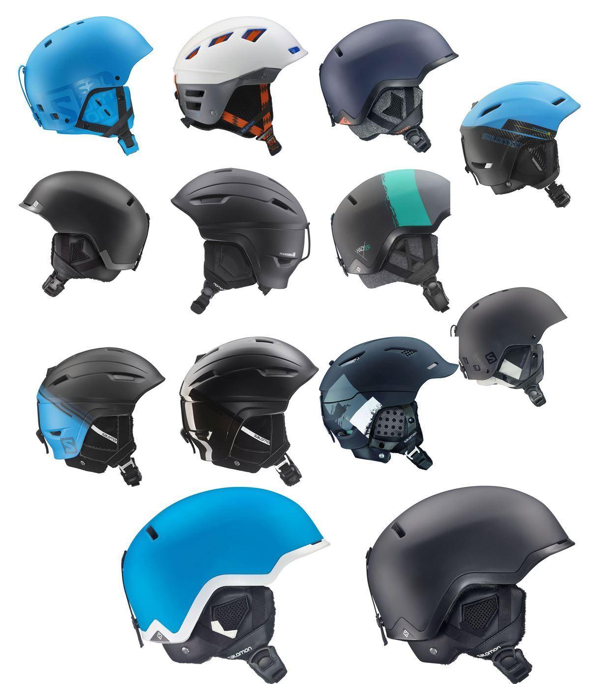 Salomon Men's Snow Ski Snowboard Helmet All Sizes colors Styles  New  up to 50% off