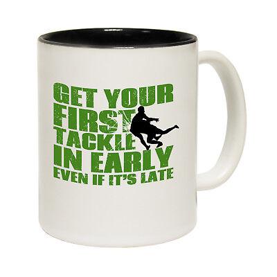 Cheeky Sports Mug Rugby