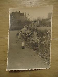 """""""du Chemin"""": Sw-photographie, Sw-photo, 60/70-er Ans, Les Enfants, Ville Jardin, Garçon!-afficher Le Titre D'origine"""