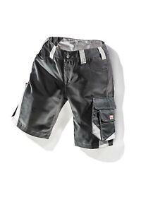 b4b565ab4209 Details zu Bullstar Damenbermuda Arbeitshose Shorts Kurze Hose worxtar  schwarz/grau Gr. 38
