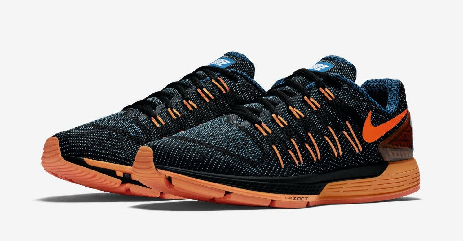 0ae083cf1347 NEW Nike Air Zoom Odyssey SAMPLE Blue Orange Running Shoes 749338-002 Mens  sz 15
