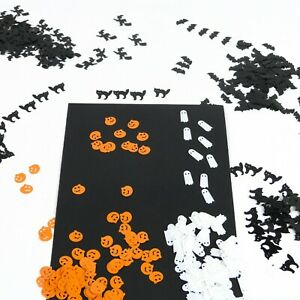 Arts /& Crafts Halloween Sequins 5 x 18g approx.