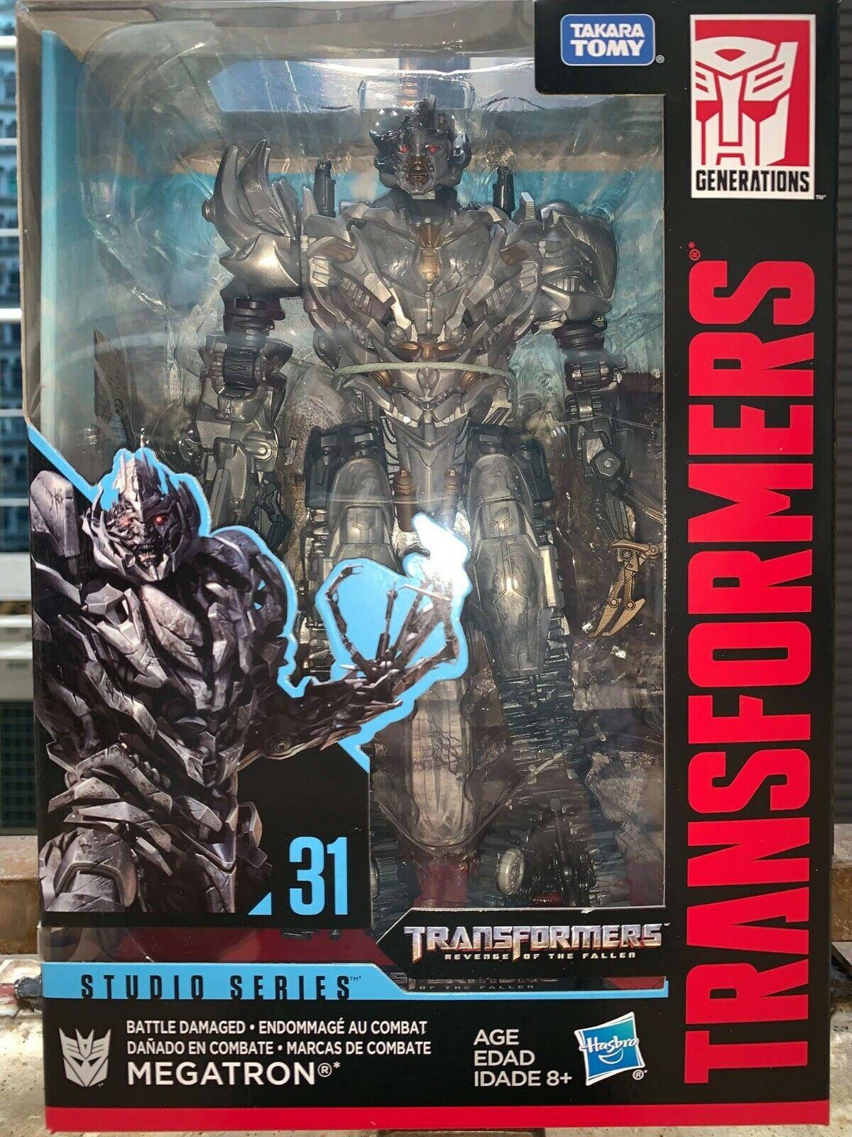 Transformers Studio Series SS-31 battle Damaged Megatron Exclusive Brand New