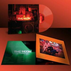 Erasure-LP-The-Neon-Limited-Edition-Neon-Orange-Vinyl-Europe-M-M-Scelle