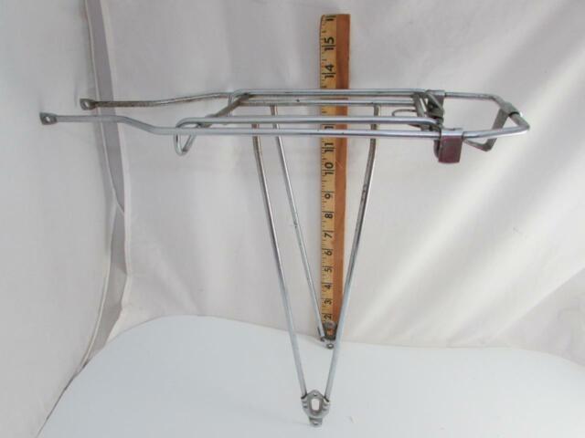 Bicycle Mountain Bike Rear Rack Seat Post Mount Pannier Luggage Carrier Metal