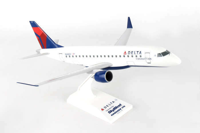 SKR922 Skymarks Delta Airlines ERJ-175 ERJ-175 ERJ-175 1 100 SkyWest Reg N240SW 645b5b