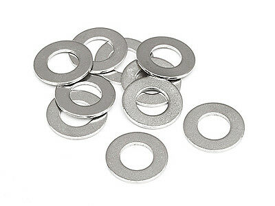 HPI RACING Z694 WASHER M5X10X0.5MM (x10) [WASHERS & SHIMS] NEW GENUINE PART!