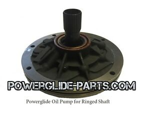 Details about TSI Powerglide Racing Front Pump With New Gears & Support  *NEW*