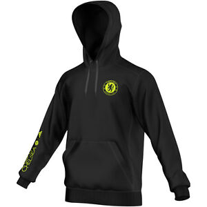 adidas Chelsea FC 2016 2017 Core Limited Edition Hooded