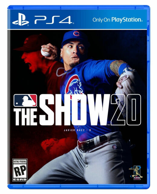 MLB The Show 20 - Standard Edition (Sony PlayStation 4, 2020) NEW