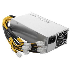 Bitmain-APW7-PSU-Latest-Antminer-A3-L3-S9-1600W-110V-220V-S9-V9-T9-S7-L3-D3