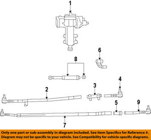 Surprising Jeep Chrysler Oem 07 17 Wrangler Steering Gear Tie Rod End Wiring Digital Resources Bemuashebarightsorg