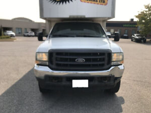 2002 Ford F 550