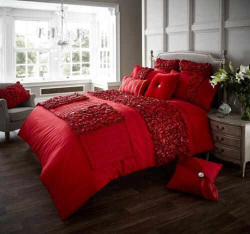 Verina Luxury Duvet Cover Sets Quilt Cover Sets Bedding Sets All Sizes Available