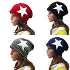 Fashion Unisex Warm Winter Beanie Hat Slouchy Ski Hat Oversize Hip Hop Cap