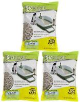 Pack Of 3 - Tidy Cats Breeze Cat Litter Pellets - 3.5 Lb, New, Free Shipping