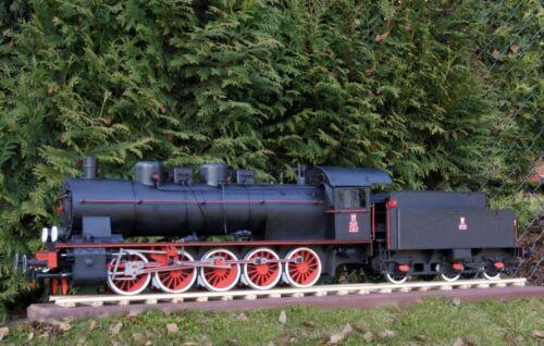 Modelik 05/16 - Preußische Dampflok G10 (TW1-36) mit Lasercutteilen 1:45