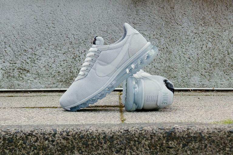 MENS NIKE AIR MAX LD ZERO PURE PLATINUM & COOL GREY 848624 004