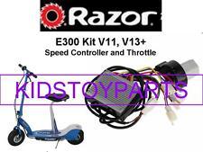 BRAND NEW! Razor E300 V11, V13+ ESC (ELECTRONIC SPEED CONTROLLER + THROTTLE)
