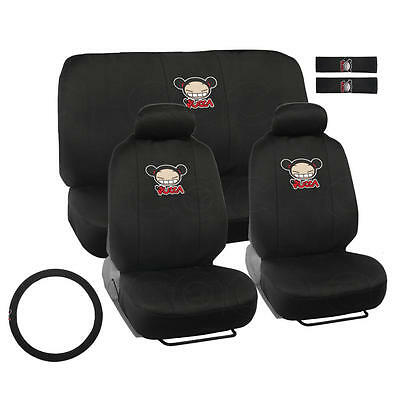 AUDI A3 04-08 Full Set Leather Look Beige Seat Covers Protectors