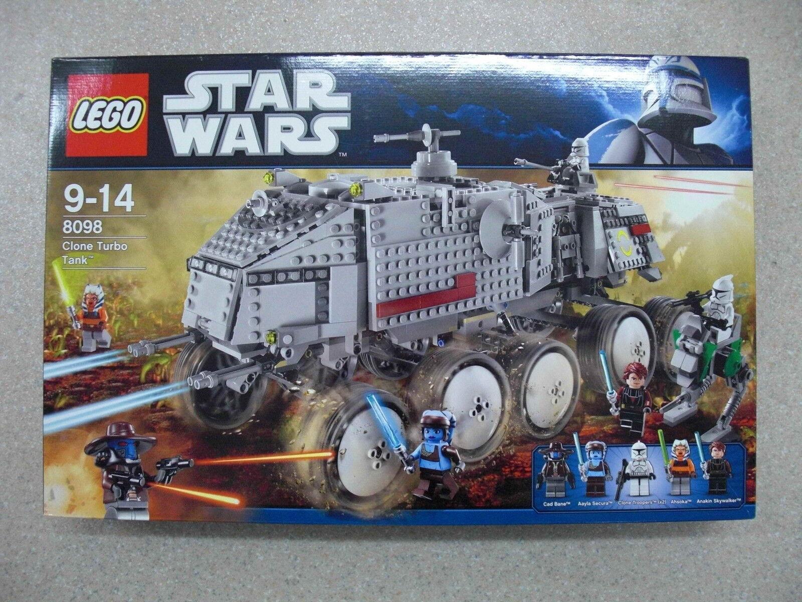 LEGO estrella guerras  8098 - Clone Turbo Tank - NEU nuovo MISB  negozio online
