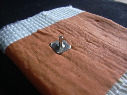 Ersatz Glasfaser Schlauch Docht für Petroleumheizung Ø 65 mm mit 3 Pins