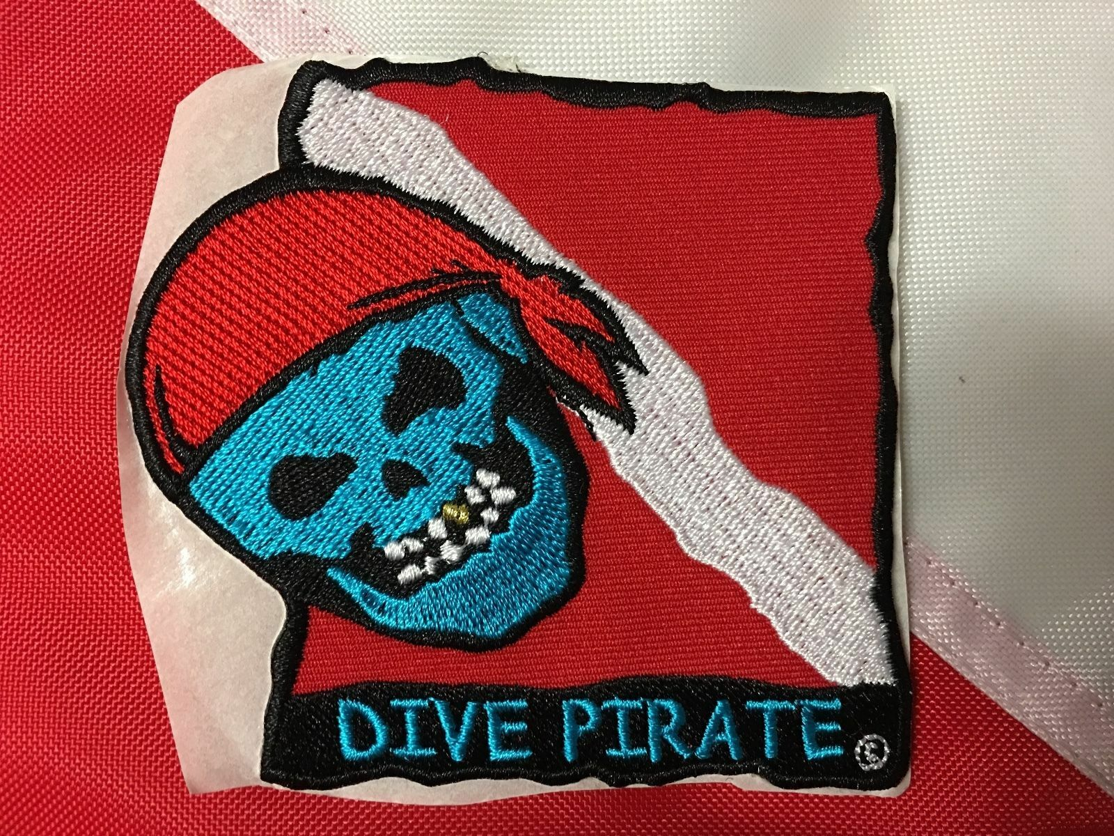 Special sale for Trav Stephens scuba patches x 11