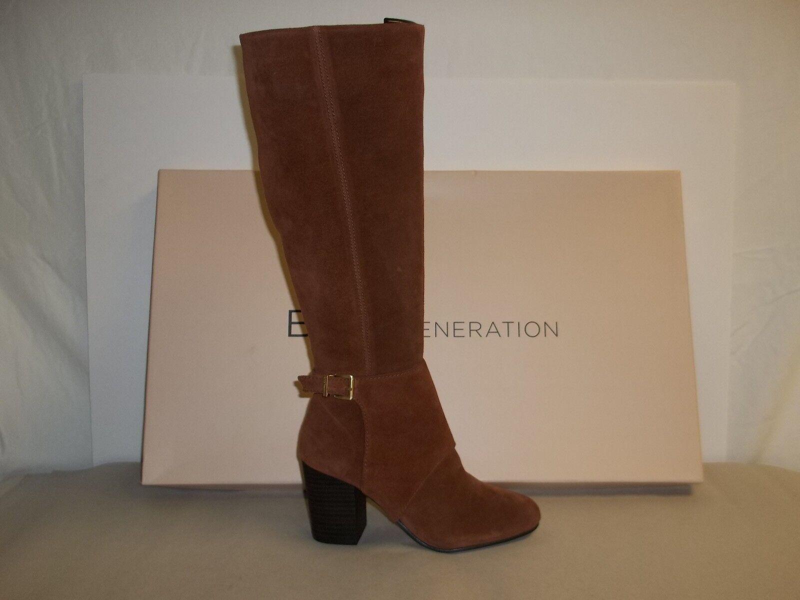 BCBG BCBGeneration Suede Größe 8.5 Denver Cognac Suede BCBGeneration Knee High Stiefel New Damenschuhe Schuhes 14db91