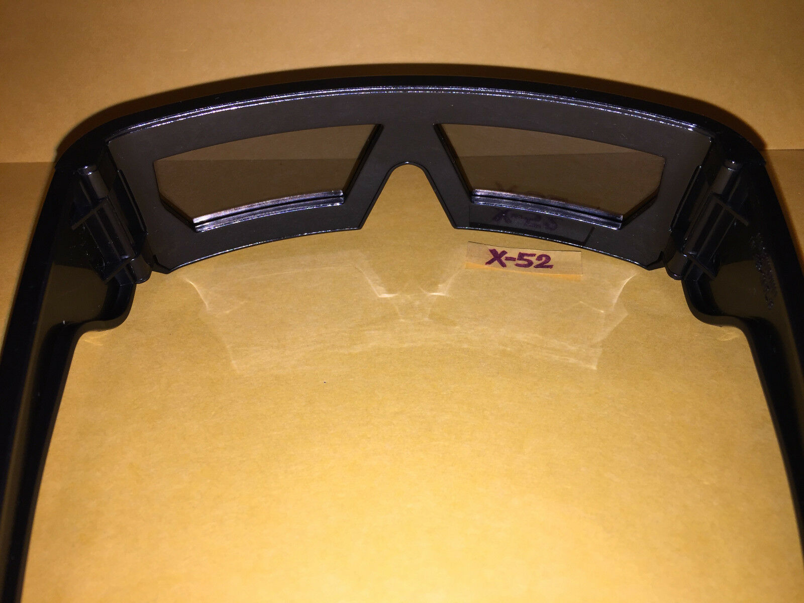 GIJOE gi joe SNAKE-EYES exclusive MOVIE 3D 3D 3D GLASSES retaliation ARASHIKAGE toy 50c921