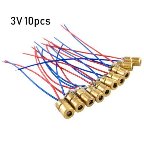 dioden watt mini 650nm einer 6mm 3 // 5 dot diode modul mit laser laser