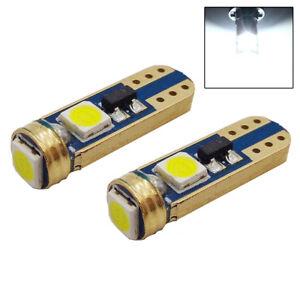 FITS-FORD-2X-XENON-WHITE-3-SAMSUNG-SMD-LED-SIDE-LIGHT-W5W-T10-501-SJSL1053W