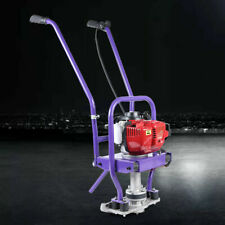 4 Stroke Gas Concrete Wet Screed Surface Finishing Leveling Power Screed 358cc