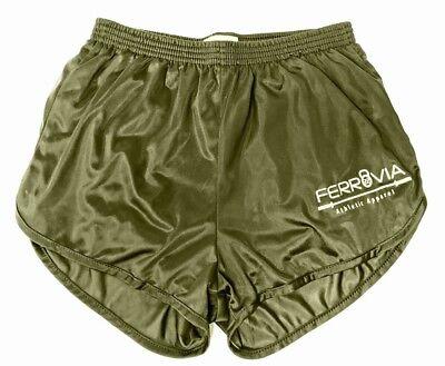 FerroVia Apparel RANGER PANTIES Squat Shorts Soffe Silkies VETERAN OWNED COMPANY