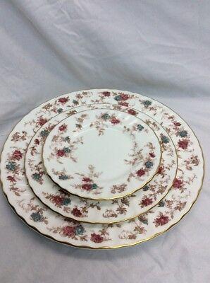 Bone China Dinner Plate Vintage Dinner Plate Minton Ancestral Dinner Plate 10 58 English Dinner Plate Minton Dinner Plate