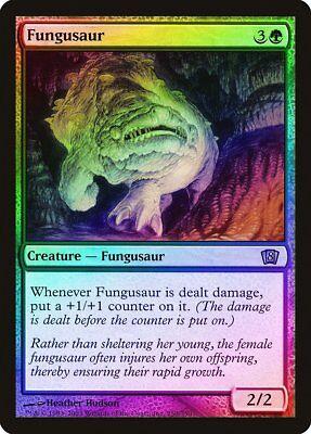 Fungusaur Collectors/' Edition PLD-SP Rare CARD ABUGames